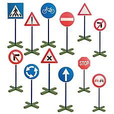 Голям комплект Пътни знаци