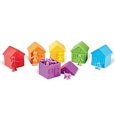 Аз, моето семейство и моят квартал - комплект за сортиране