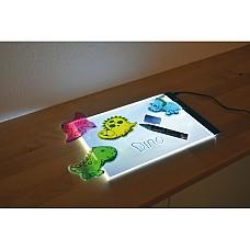 Светлинен LED борд а4