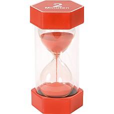 Голям пясъчен часовник 2 мин -
