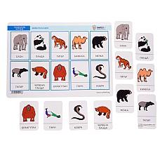 Глобално четене Животни Азия