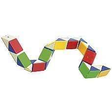 3D Пъзел Змия