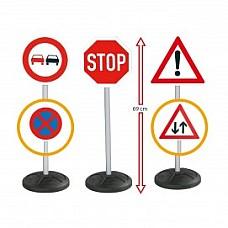 Пътни знаци 3+2