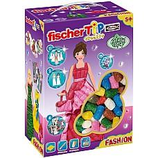 Творчески материал Fischer TIP Fashion Box-500ТIP,3кукли,4карти,25кри - Рисуване и моделиране