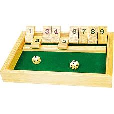 Затвори кутията - игра