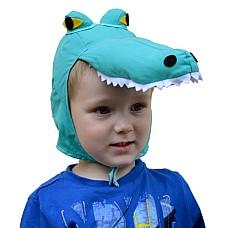 Шапка Крокодил