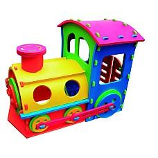 Голям локомотив за игра