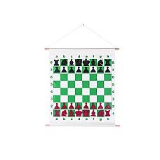 Магнитен шах с фигури