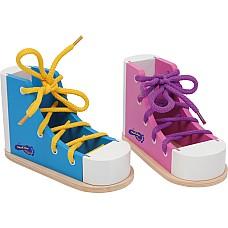 Обувки за връзване 2 бр.