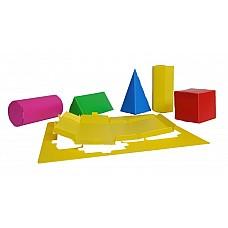 Разгъвки на геометрични тела