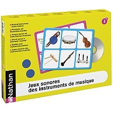 Музикалните инструменти - Аудио игра