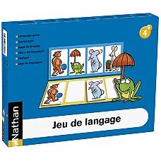 Весели животни - езикова игра