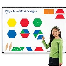 Големи магнитни геометрични форми