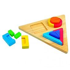 Форми и цветове Трио