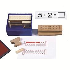 Печати за шаблон за броене