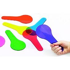 Цветни лопатки
