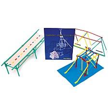 Арт сламки, кутия от 1800 разноцветни сламки