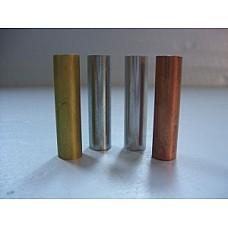Цилиндри с различна тежест и еднакъв обем